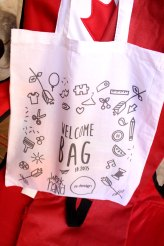 welcome bag
